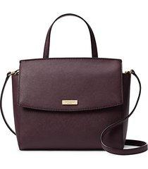 alisanne leather crossbody bag