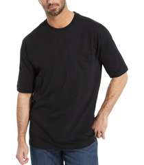 wolverine men's knox short sleeve tee black, size s