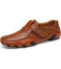 uomo mocassini loafers casual in pelle vera a manofatto con suola morbida