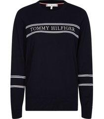 tommy hilfiger tommy hilfiger blue pullover