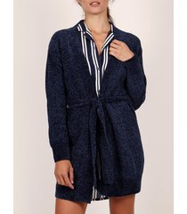 vest admas neem life cardigan belted jacket