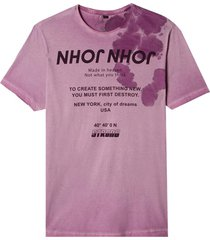 camiseta john john rg inverted john malha roxo masculina (potent purple, gg)