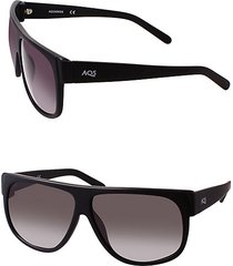 avery 60mm square sunglasses
