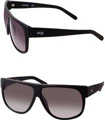 avery 60mm square sunglasses