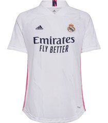 real madrid women's home jersey t-shirts & tops football shirts wit adidas performance
