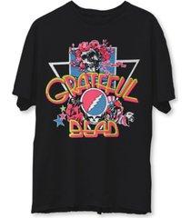junk food men's grateful dead short sleeve tee shirt