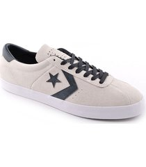 zapatilla beige converse break point pro ox