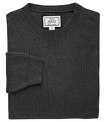 1905 collection cotton crewneck men's sweater clearance