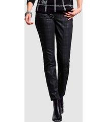 jeans alba moda zwart