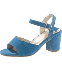 sandaletter klingel ljusblå