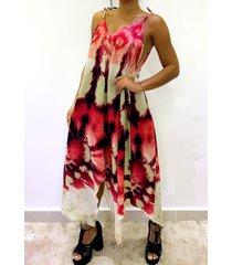 vestido/macacão 2 em 1 - kanui