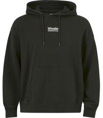 huvtröja wrangler hoodie