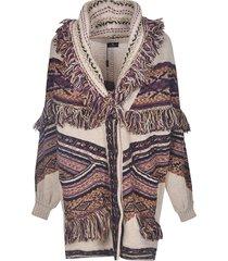 etro fringe patterned coat