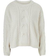 tröja mozart cable knit 2