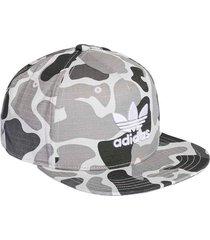 gorra adidas originals snapback gris