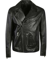 dior homme classic biker jacket