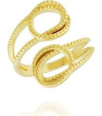 anel dona diva semi joias laços
