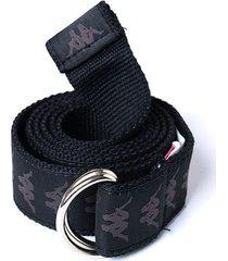cinturon 222 banda belt 3.5 kappa negro