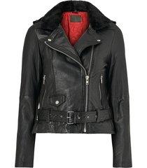 skinnjacka patty jacket