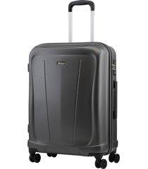 maleta de viaje lugano hero 23 pulg gris