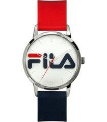reloj multicolor fila