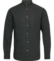 jprblalogo autumn shirt l/s sts skjorta casual grön jack & j s