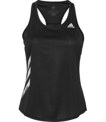 run it tank 3s t-shirts & tops sleeveless svart adidas performance