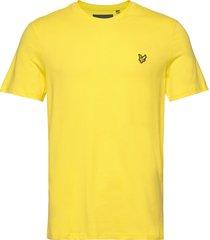 crew neck t-shirt t-shirts short-sleeved gul lyle & scott