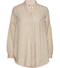 tunic blouse lange mouwen beige noa noa