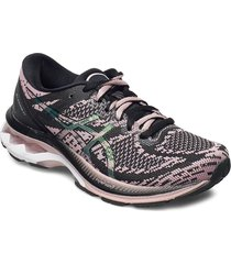 gel-kayano 27 mk shoes sport shoes running shoes rosa asics