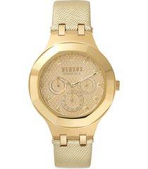 laguna beach ip stainless steel chronograph watch