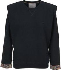 philosophy logo sweatshirt