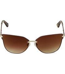 60mm cat eye sunglasses