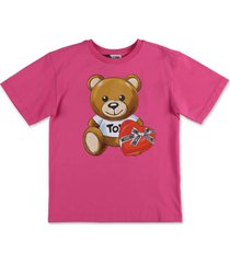 """teddy bear"" jersey t-shirt"