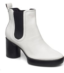 shape sculpted motion 55 shoes boots ankle boots ankle boot - heel vit ecco
