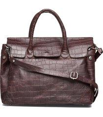 teramo eco handbag gigi bags top handle bags bruin adax