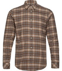 liam nx 11209 overhemd casual bruin samsøe samsøe