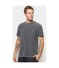 camiseta reserva flamê lisa masculina