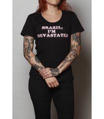 camiseta devastated
