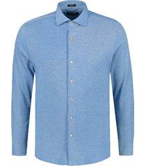dstrezzed overhemd melange slim fit 303368/609