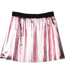 kenzo pleated mini-skirt
