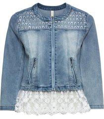 giacca di jeans (blu) - bodyflirt boutique