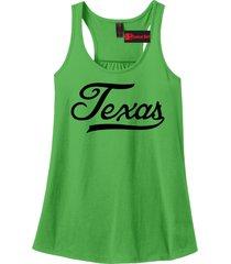 texas tee texan pride home state pride tee racerback tank top