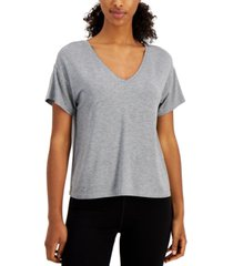 ideology v-neck t-shirt, created for macy's