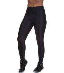 legging miss blessed 3d poliamida preto