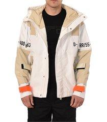fluo detailed jacket