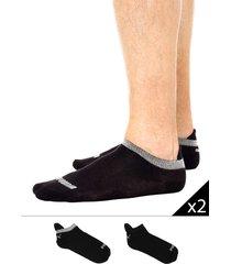pack de medias puma  jet cat sneakers 2p