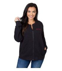 ug apparel ohio state buckeyes women's quilted zip up jacket