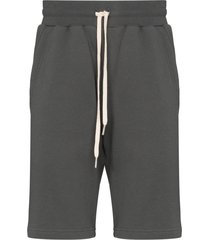 john elliott crimson shorts - grey