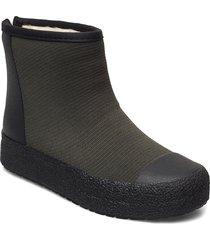 arch hybrid shoes boots winter boots svart tretorn